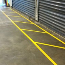 Lane Marking Floor Tape yellowjpg