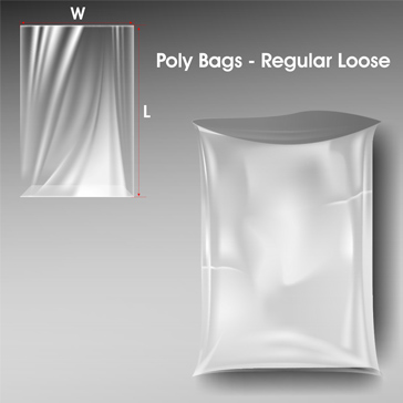 Poly Bags Regular Loose