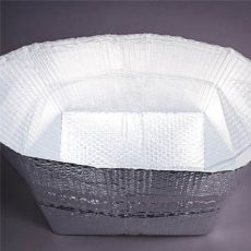 foil bubble padded carton liner 3