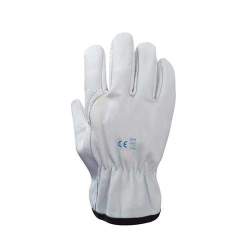 Riggers Gloves Leather Safeman