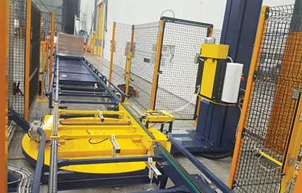 Unique Features of Omni Pallet Wrapping Machines