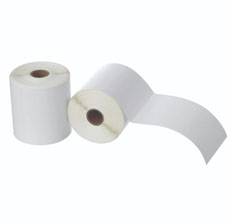 Thermal Printer Labels - White 102mm x 150mm