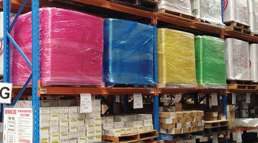 The Perfect Pallet Identification Solution