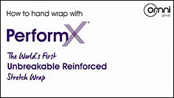 How to hand wrap with PerformX Wrap