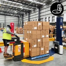 Pallet Wrapping Machine 1