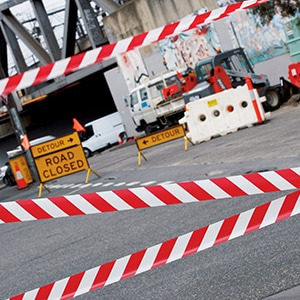 Barrier Tape & Safety Tape